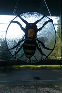 bee glass